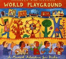 Putumayo Presents - Vol. 1-World Playground (CD NEUF)