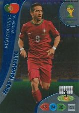 N°347 JOAO MOUTINHO # FANS PORTUGAL PANINI CARD ADRENALYN WORLD CUP BRAZIL 2014