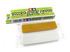 TAMIYA TA87051 STUCCO EPOSSIDICO RAPIDO EPOXY PUTTY QUICK TYPE