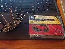 Pirates Rise of the Fiends #102 Hades' Realm Pocketmodel Mint