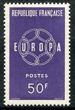 STAMP / TIMBRE FRANCE NEUF N° 1219 * EUROPA 1959 / TIMBRE NEUF CHARNIERE