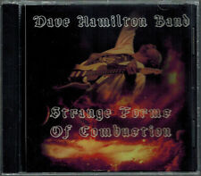 DAVE HAMILTON BAND - Strange Forms Of Combustion (CD 2011)