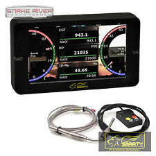 SMARTY TOUCH SCREEN TUNER SG2 W PYRO EGT PROBE FOR 98.5-12 DODGE CUMMINS DIESEL