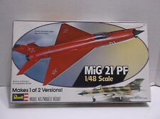 REVELL:  MIG-21PF  1/48 SCALE