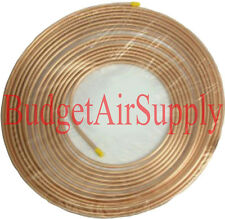5/8 od x 50ft Copper Refrigeration Tubing -HVAC Best $ Ebay Pancake Coil