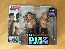 Diaz Brothers - Round 5 UFC Figure Limited Edition - NEW, RARE