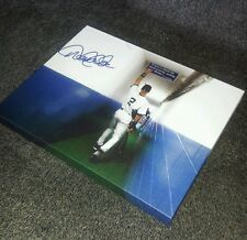 "Derek Jeter Signed Tunnel Shot at the Original Yankees Stadium 11X14"" RP Canvas."