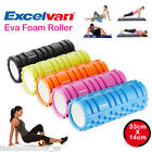 Multi-Color Foam Roller Grid Trigger Point Gym Massage Physio Sports Injury Yoga