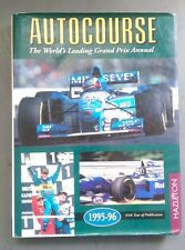 Autocourse 1995-1996 : Grand Prix Annual by Alan Henry (1996, Hardcover, Annual)