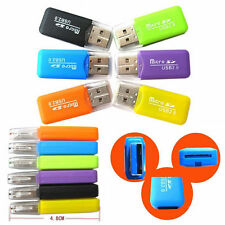 1PCS USB 2.0 Micro SD Memory card TF Reader Adapter Fit 2GB 4GB 8GB 16GB 32GB HG
