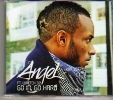 (CT557) Angel ft Wretch 32, Go In, Go Hard - 2011 DJ CD