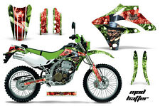 KAWASAKI KLX 250 Graphic Kit AMR Racing Decal Sticker Part 04-07 MHRG
