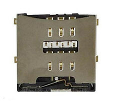 10 X SIM Card Reader Slot Socket Holder Replacement Connector For iPhone 4 / 4S