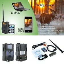 HC300M Hunting Trail Camera Video Scouting Infrared 1080P HD 12MP MMS SMTP GPRS