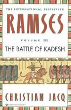 RamsesThe Battle of Kadesh  Volume III