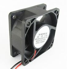 1pcs Brushless DC Cooling Fan 60x60x25mm 6025 7 blades 12V 0.15A 2pin Connector