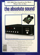 the absolute sound (tas), Issue 123, April / May 2000