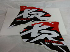 HONDA XR400R  1986 THRU 2004 GASTANK VINYL GRAPHICS