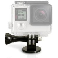 Stativ Adapter 1/4 Halterung für GoPro Hero 1 2 3 3+ 4 Session Kameras Einbeinst