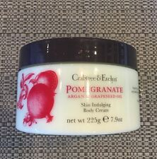 Crabtree & Evelyn Pomegranate Skin Indulging Body Cream 7.9 oz