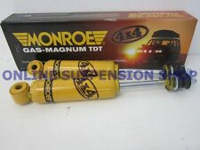 MONROE MAGNUM Front Shock Absorbers to suit Nissan Navara D22 4WD Models