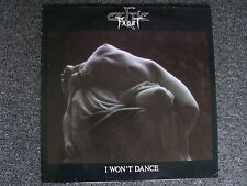 Celtic Frost-I won´t Dance 12 inch Maxi LP-1987 Germany-Noise-Trash Metal-Rare