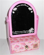 CUCA DOLS 1993 Juypal Spain Tiny Mirror with drawers - specchiera con cassetti