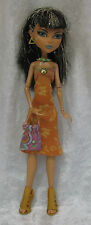 Handmade Clothes for MONSTER HIGH dolls ~#08 Dress, Purse & Necklace