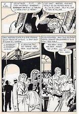 HORRIBLE LUNE DE MIEL  PLANCHE DE MONTAGE HALLUCINATIONS AREDIT PAGE 35