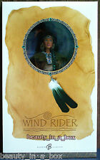 Wind Rider Barbie Doll Gold Label Exclusive Native American