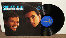 RIGHTEOUS BROTHERS Souled Out, original Verve stereo vinyl LP, 1967, VG