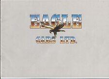 N°6676 / catalogue en couleur  EAGLE SS serie 2