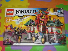 LEGO Ninjago 70728 Battle for Ninjago City NEW