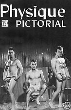 PHYSIQUE PICTORIAL MAGAZINE* VOL. 14 NO. 4* JUNE  1965*BLACKIE PRESTON*TY HARDIN