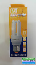ENERGY SAVING BULB 11W 560 LUMEN WARM WHITE LONG LIFE E27 HOUSEHOLD/OUTSIDE