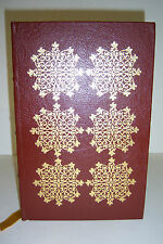 THE MILL ON THE FLOSS George Eliot. Easton Press 1980. leather bound. W. Manning