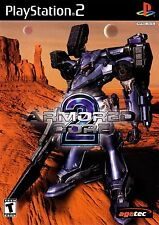 Armored Core 2 - Playstation 2 Game Complete