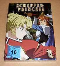 DVD - Scrapped Princess - Vol. 2 - Episoden 5-8 - Manga - Deutsch - Neu OVP