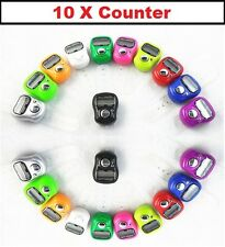10x Digital Finger Ring Tally Counter Hand Held Row counter TASBEE CLICKER GOLF