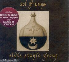 ELVIS STANIC GROUP CD Sol & Luna Album 2012 Oliver Dragojevic Brod u boci Salson