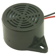 Leaded Electronic Project Buzzer - 12V