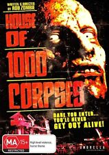 House Of 1000 Corpses (NTSC Format DVD Region 4)