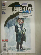 Batman Detective Comics #30 New 52 Mad Magazine 1:25 Variant Cover 1st Print