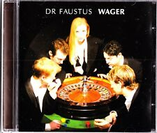 DR FAUSTUS- Wager CD (Fellside Folk NEW 2005) Benji Kirkpatrick/Bellowhead/Eyken