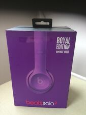 Beats Solo 2 Royal Edition Imperial Violet