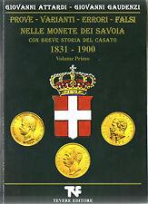 Libro volume primo (1831-1900) prove-varianti-errori-falsi