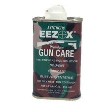 Eezox Synthetic Gun Oil 4 oz Can