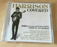 Mojo presents Harrison Covered CD NEW Tribute to George Harrison (2011) FREEPOST