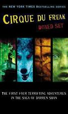 Cirque du Freak Boxed Set 1: A Living Nightmare / The Vampire's Assistant / Tunn