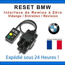 RESET BMW 20 PINS - Interface de Remise à Zéro Entretiens BMW - INPA - K+DCAN